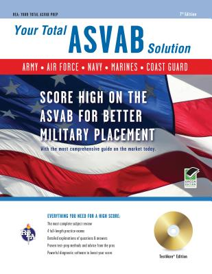 Your Total ASVAB Solution By Hammond, Wallie Walker